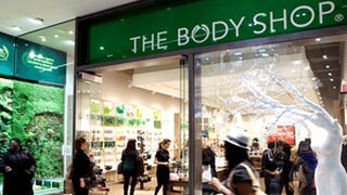Natura, a punto de comprar The Body Shop a L'Oréal