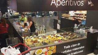 Martín Martín estrena un corner de aperitivos en Carrefour