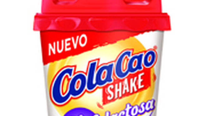 Cola Cao Shake, a partir de ahora también sin lactosa