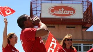 """""""No hay galletas sin convenio"""": la protesta en Cuétara se hace viral"""