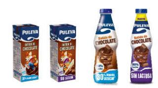 Nuevo batido Puleva de chocolate con menos azúcar