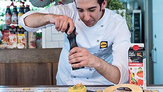 Lidl se atreve a reformular 'nuestro' gazpacho y la tortilla de patatas