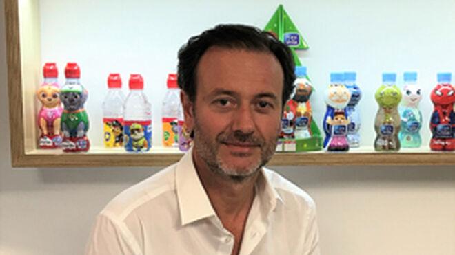 François-Xavier Lacroix, nuevo director general de Aguas Danone