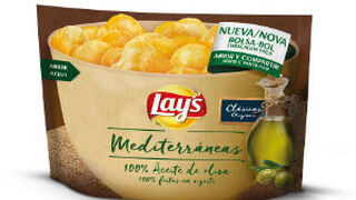Las Lay's Artesanas ahora se llaman Lay's Mediterráneas