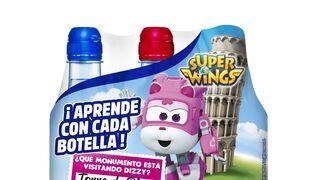 Cabreiroá lanza nuevos diseños de la serie Super Wings