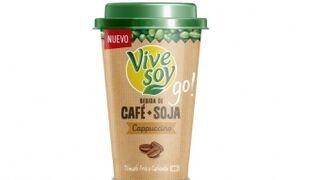 Vivesoy Go!, la primera bebida vegetal en vaso