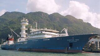 La flota atunera española, pionera en pesca responsable