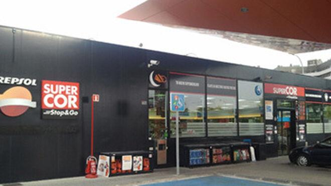 Supercor Stop&Go invadirá las gasolineras españolas