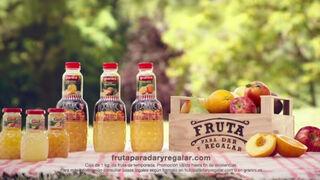 Granini promociona el consumo de fruta de temporada