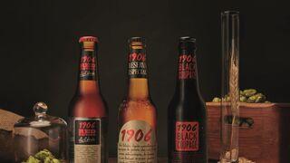 Cervezas 1906 apunta alto: reúne 11 premios en este año