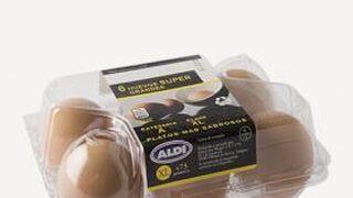 Los huevos de las tiendas Aldi España no están afectados por fipronil
