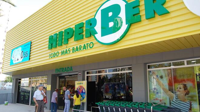 Hiperber implanta tecnología led en sus tiendas