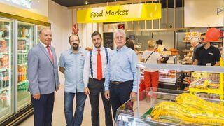 "Spar: comida de estrella Michelín a ""precios honestos"""