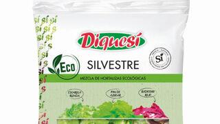 DiqueSí presenta su nueva gama de alimentos ecológicos