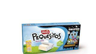 El Ventero lanza una gama de quesos para niños