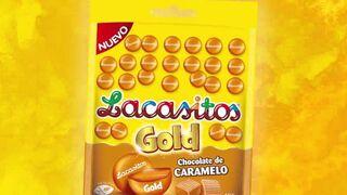 Lacasitos lanza su versión Gold para celebrar su cumpleaños