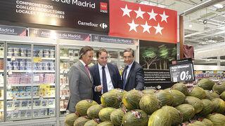 Carrefour se enamora aún más de Madrid en septiembre