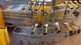 Minicarritos: cómo atraer a los niños a los supermercados