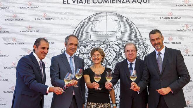 Ramón Bilbao recala en Rueda con bodega propia