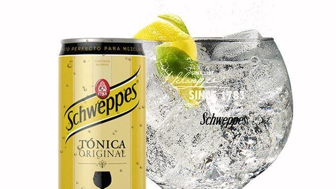 Schweppes España se refuerza con ventas al alza