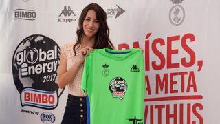 Bimbo ficha a Almudena Cid para su apuesta más deportiva