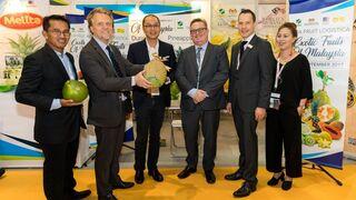 España, en lo más alto de la feria Asia Fruit Logistica