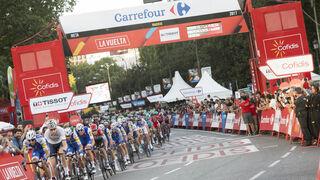 Los ganadores de La Vuelta: Froome, Contador... y Carrefour
