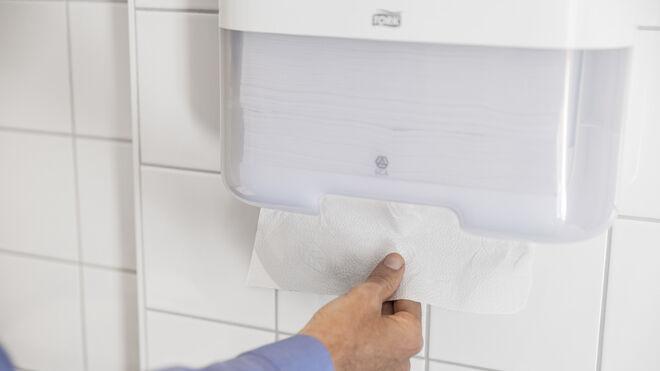 Tork mejora su gama de toallas de manos
