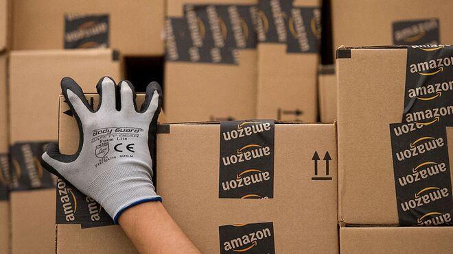 Amazon pone en marcha su centro logístico de Alcobendas