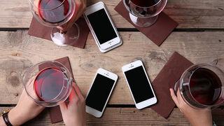 Comprar vino a través del móvil, nueva tendencia