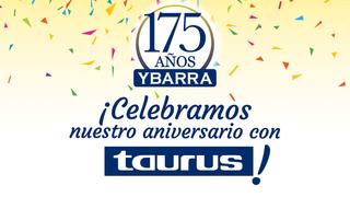 Ybarra lanza una promoción muy especial junto a Taurus