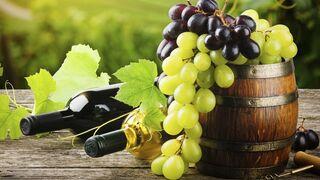Buenas cifras para las existencias de vino y mosto