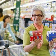 Los consumidores europeos prefieren las etiquetas nutricionales por colores