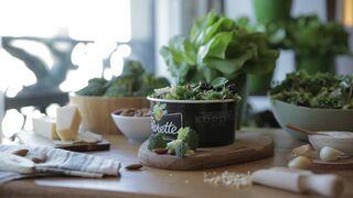 Nueva ensalada Gourmet de Florette, sólo para Rodilla