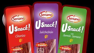 Serrano entra en una nueva categoría con su gama U Snack