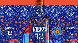 Larios 12 se viste de fiesta para celebrar el Pilar