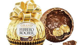 Llega el otoño y Ferrero Rocher vuelve al lineal