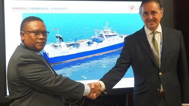 Nueva Pescanova invierte en su filial africana