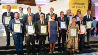 Así fue la gala de los Premios Alimentos de España 2017