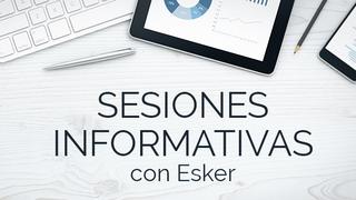 Sesiones de Información Esker