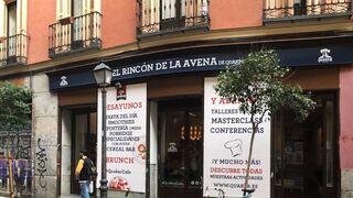 Quaker abre El Rincón de la Avena en el centro de Madrid