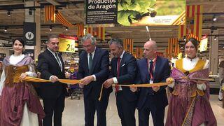 Carrefour disfruta aún más de los productos aragoneses