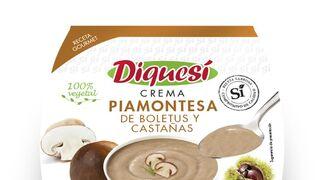 DiqueSí presenta su Crema Piamontesa de Boletus