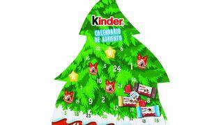 La Navidad llega a Kinder