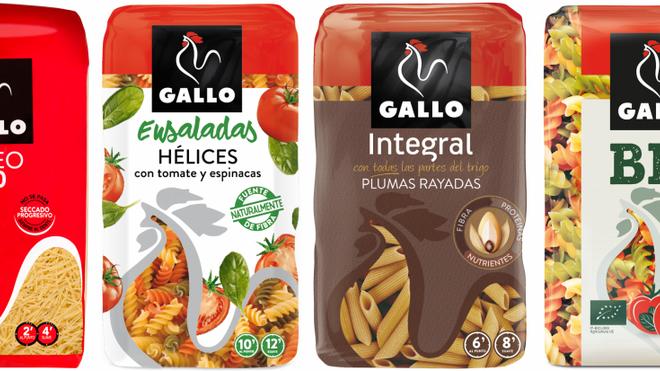 La sede social de Pastas Gallo también hace las maletas