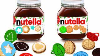 La Navidad llega a los envases de Nutella