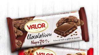 Vuelven, con novedades, los chocolates rellenos de Valor
