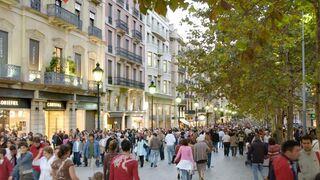 Caen el 20% las ventas de grandes almacenes en Cataluña
