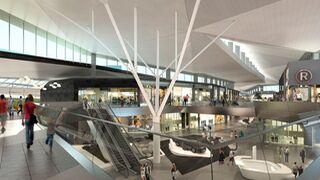Empieza a construirse el mayor centro comercial de Sevilla