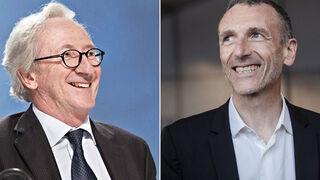 Riboud dimite en Danone: le sustituye Emmanuel Faber